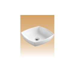 Ivory Art Basin - Amigo - 420xx420x155 mm
