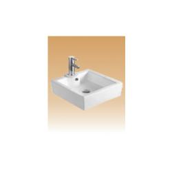White Art Basin - Alonza - 510x410x150 mm