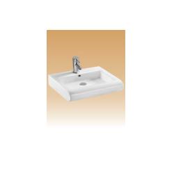 White Art Basin - Aviva - 525x455x185 mm