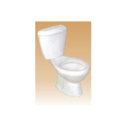 White EWC + Cistern STrap - Broch