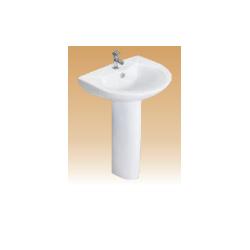 White Pedestal - Stot