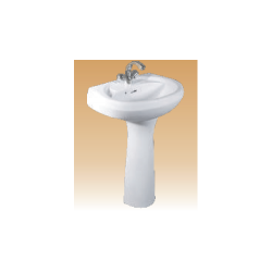 White Pedestal - Aquarelle