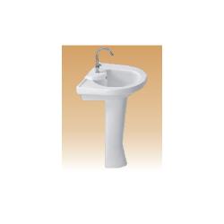Ivory Pedestal - Smatter