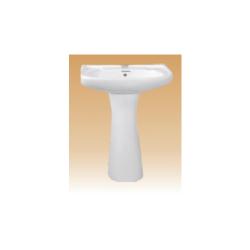 Ivory Pedestal- Borzoi