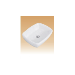 White Table Top Basin - Bastle