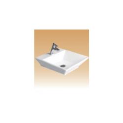 White Wall Hung Basin - Batic