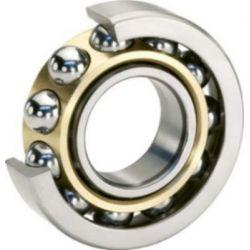 NTN 7307BG Angular Contact Ball Bearing, Inner Dia 35mm, Outer Dia 80mm, Width 21mm