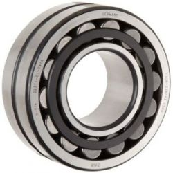 FAG 22309E1 Spherical Roller Bearing, Inner Dia 45mm, Outer Dia 100mm, Width 36mm