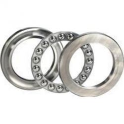 NTN 51312 Single Direction Thrust Ball Bearing, Inner Dia 60mm, Outer Dia 110mm, Width 35mm