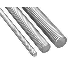 Unbrako Threaded Rod, Size 6 x 1m, Grade SS 304, Part No. 5001454