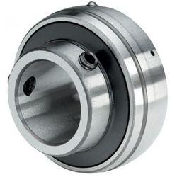 NTN UELP206D1 Set Screw Type Ball Bearing, Shaft Dia 30mm, Bolt Size M14mm