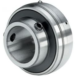 NTN UELP212D1 Set Screw Type Ball Bearing, Shaft Dia 60mm, Bolt Size M16mm