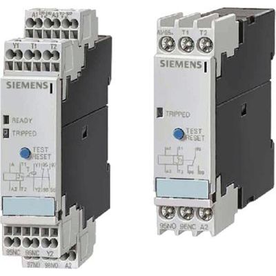 Siemens 3RN10001AG00 Thermistor Motor Protection Relay , Supply Voltage 110V