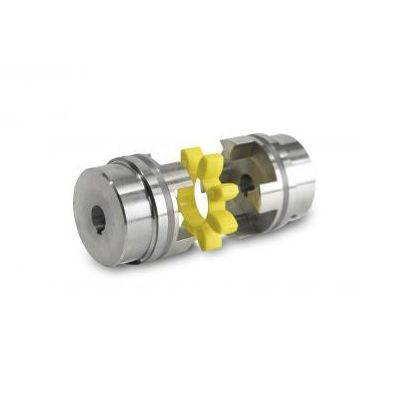 Lovejoy RRJ Coupling & Spider, Size 24, HUB Mat Aluminium, HUB Type II/II