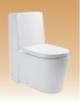 White Single Piece Closets - Savoir - 700x370x800 mm