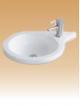 White Art Basin - Avis - 450x620x190 mm
