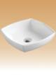 White Art Basin - Amigo - 420xx420x155 mm