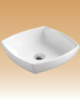 Ivory Art Basin - Amigo - 420xx420x155 mm