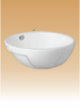 White Art Basin - Azono - 440x440x150mm mm