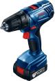 Bosch GSR 140-Li Professional Cordless Screwdriver, Speed 0 - 1700rpm