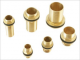 Brass Tank Connector (OST)   pipe dia 40 mm