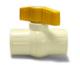Ball Valve (Plastic Body)   pipe dia 20 mm