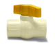 Ball Valve (Plastic Body)   pipe dia 90 mm