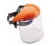 Generic Face Shield With Rechet, Type Retchet
