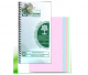 Green-O-Tech India SP-45 AM Multi Color Pages Spiral Pad