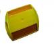 Ennis/ Stimsonite KE-EY Road Stud, Size 81 x 116 x 17mm, Color Yellow