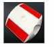 3M KE-290R Raised Pavement Marker, Size 90 x 100 x 17mm, Color Red