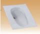White Squatting Pans - Orissa 23