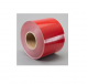 3M KE-EGPR Reflective Sheeting, Size 2inch x 150ft, Color Red