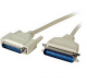 Moselissa Molded Printer Cable, Length 3m