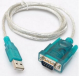 Moselissa USB to Serial Converter RS232(DB9)