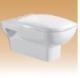 White Wall Hung Closets Series - Baldric - 520x370x370 mm