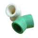 Elbow 45   pipe dia 90 mm