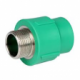 Male Threaded Socket   pipe dia 90