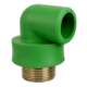 Male Threaded Elbow   pipe dia 32