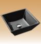 Black Art Basin Colored - Lilac - 405x405x120 mm