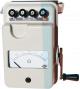 Rishabh TET-3 Earth Tester, Range 0 - 3 Ω, Scale Length 90mm