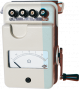 Rishabh FET-3 Earth Tester, Range 0 - 3 Ω, Scale Length 90mm