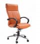 Zeta High Back Chair, Mechanism Center Tilt, Series Executive