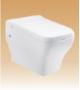 Ivory Wall Hung Closets Series - Blanca - 545x360x390 mm