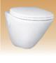 Ivory Wall Hung EWCP- Toffel