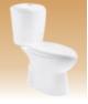 White Coupled  Closets Series -  Santino - 710x380x810 mm