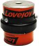Lovejoy Jaw Flex Coupling, Size SWQ-226, Spacer Length 100, Type SWQ