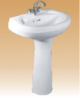Ivory Wash Basin - Aquarelle