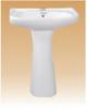 Ivory Wash Basin - Borzoi